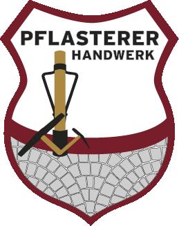 Logo Pflaster Handwerk